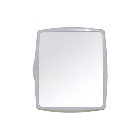 Armário Banheiro Plástico Reversível Cinza - Metasul