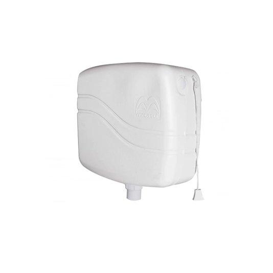Caixa Descarga Plástica 9 Litros Branca - Metasul