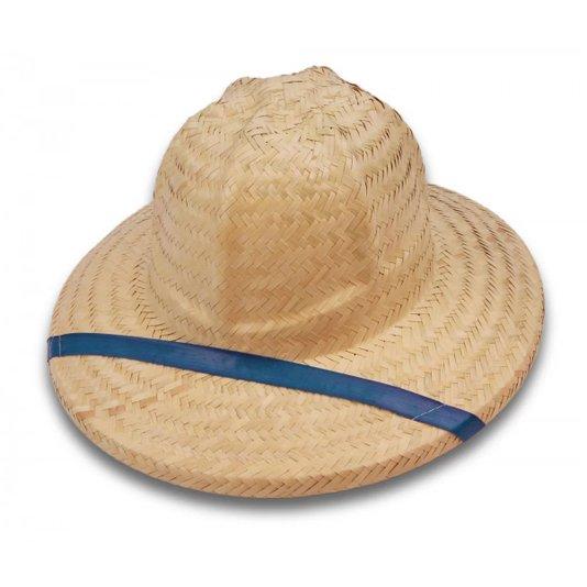 Chapéu de Palha Capacete Ref. 322 - Ferri
