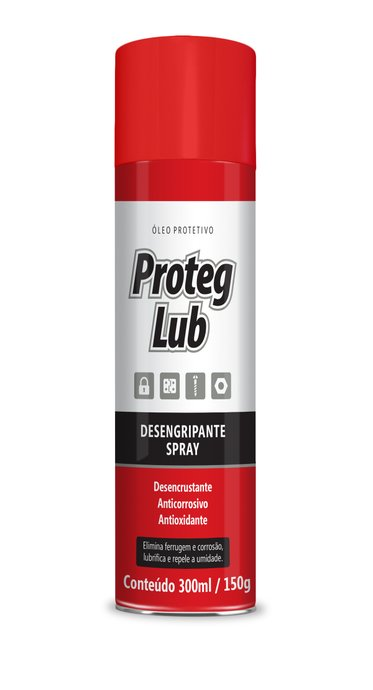 Desengripante Spray Proteg Lub 300ml / 150g - Baston