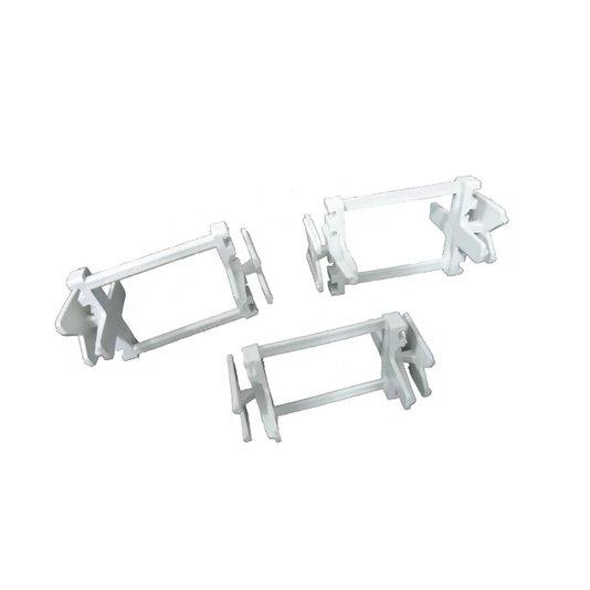 Espaçador Plástico para Tijolo / Bloco de Vidro Embalagem com 10 unidades - Worker