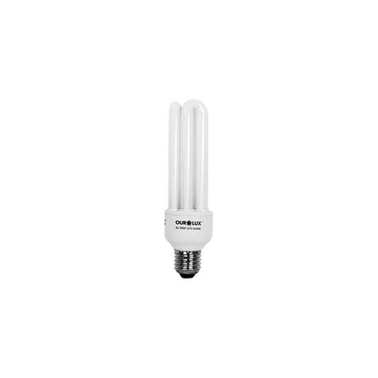 Lâmpada Eletrônica Simples Luz Branca 220V  - Ourolux