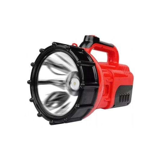 Lanterna Holofote Led 7078 8w Recarregável Alta Potência - Albatroz