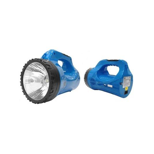 Lanterna Tipo Holofote 1Den Bateria Recarregável - Albatroz