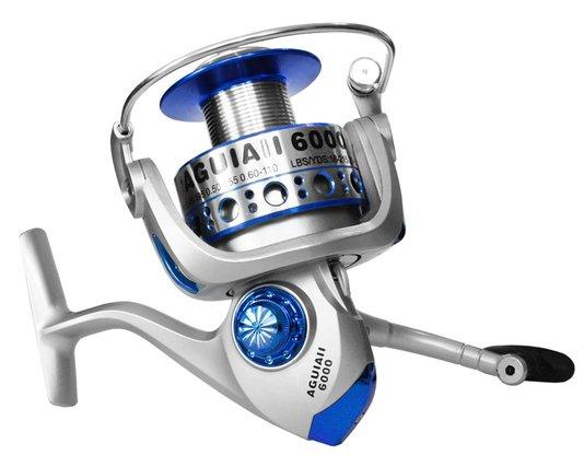 Molinete para Vara Pesca Águia II 6000 - Albatroz