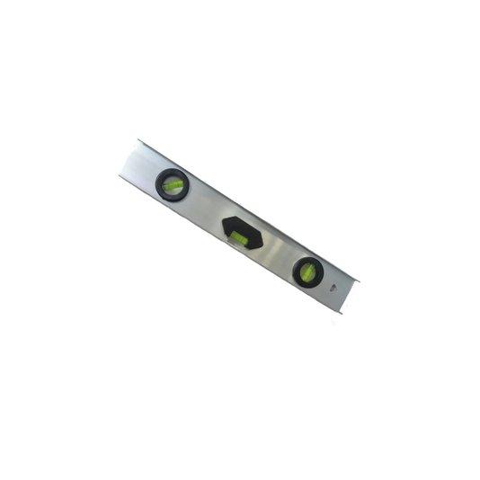 """Nível de Bolhas POP Alumínio 14"""" 35cm - Disma"""