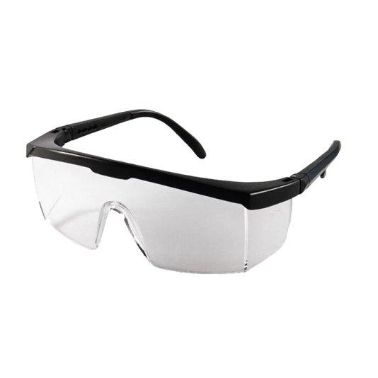 Óculos Proteção Lente Policarbonato Jaguar Incolor - Kalipso