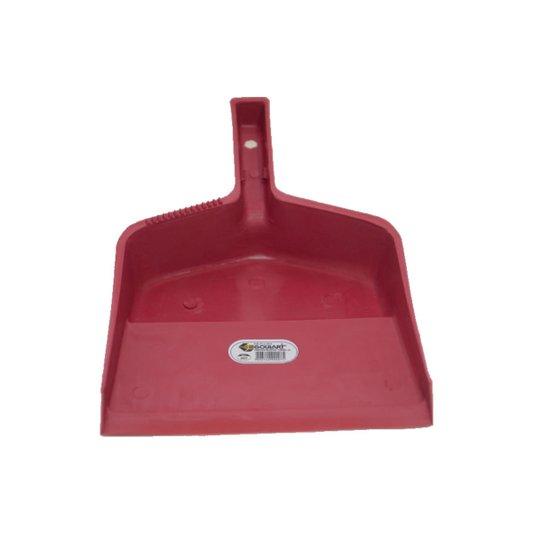 Pá de Lixo Plástica Color Cabo Horizontal - Goulart