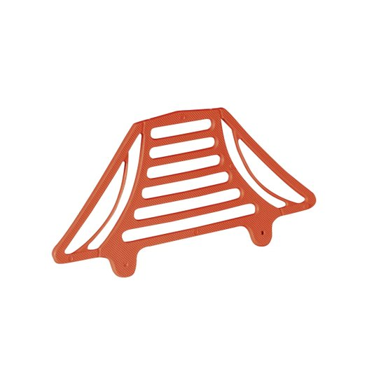 Passarinheira Plástica para Telha Colonial/Paulista Cerâmica Embalagem com 50 unidades - Metasul