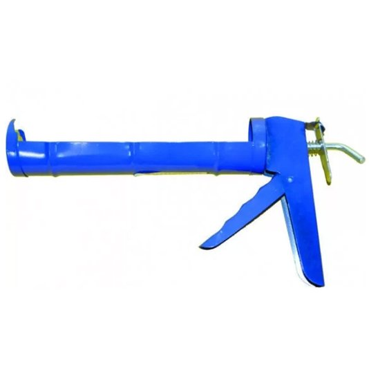 Pistola / Bomba Metálica Aplicação Adesivo Silicone - Western