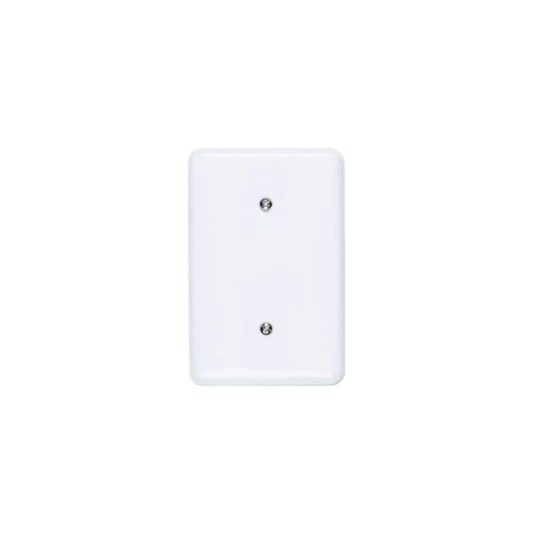 Placa Cega Branca (Elétrica) - Ilumi