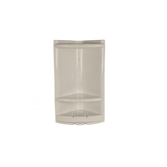 Porta Shampoo / Cantoneira Grande Bege - Metasul