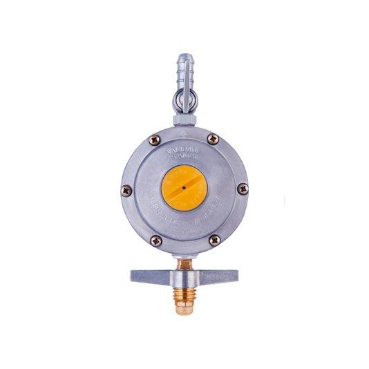 Regulador Gás Doméstico Grande Parafusado 506/01 Vazão 2kg/hora - Aliança