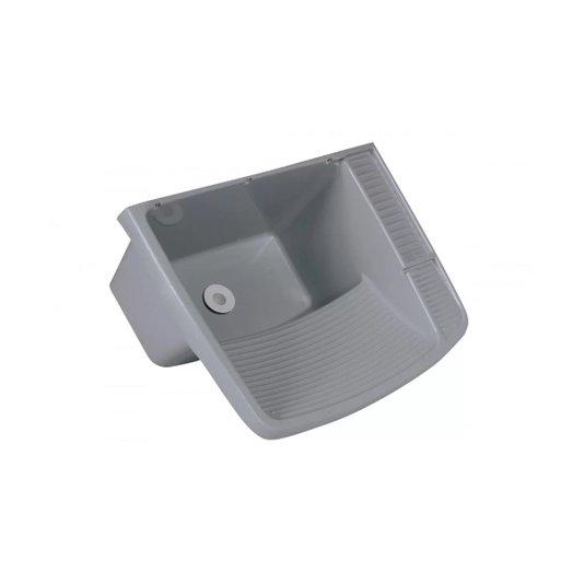 Tanque Plástico Cinza 15L - Metasul