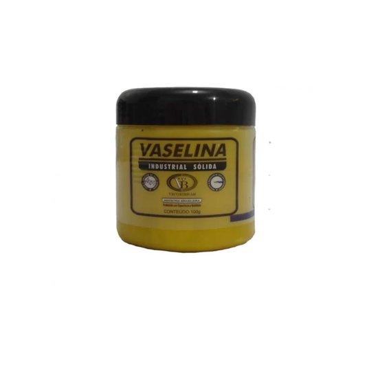Vaselina Industrial Sólida 100 gramas - Vicorbras