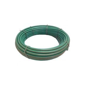 """Mangueira Plástica Verde com Anti UV 3/4"""" Rolo 100 metros - Bruning"""